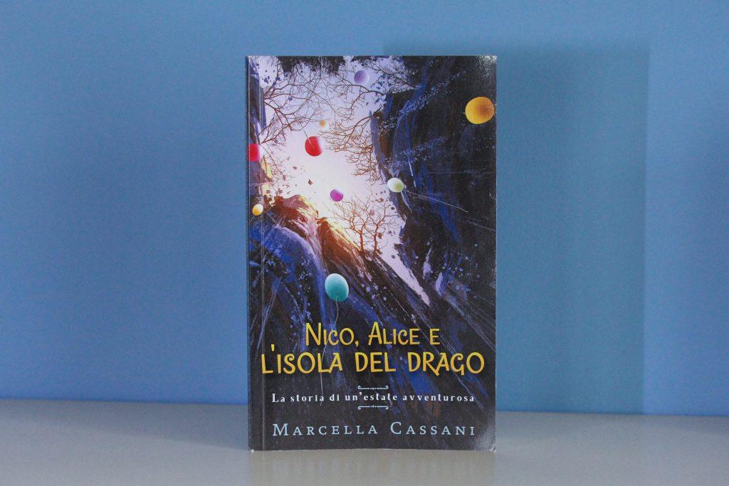 Libro NIco Alice a l'isola del drago